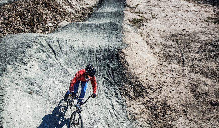 Hvidovre MTB Spor - Mountainbike trails